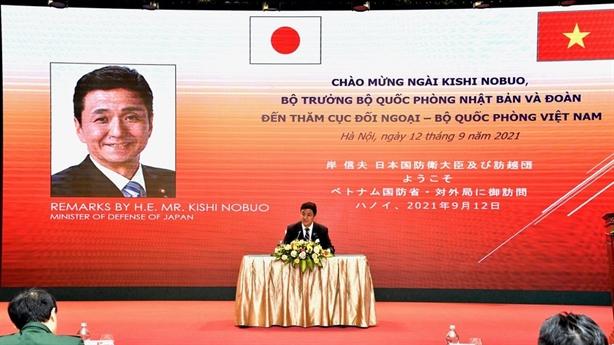Hợp tác quốc phòng Việt - Nhật: Khởi đầu một 'cấp độ mới'