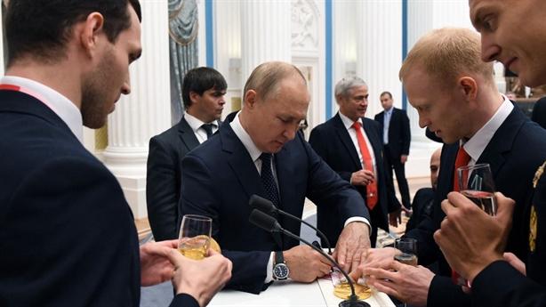 Kết quả ông Putin xét nghiệm COVID-19