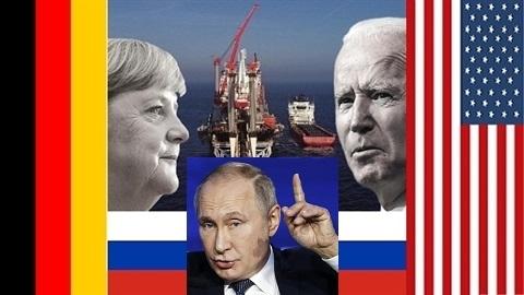 Nord Stream 2: Thành quả xứng đáng của bộ đôi Putin-Merkel