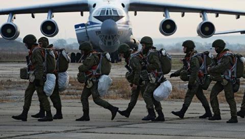 Mỹ dè chừng 'đôi cánh' của quân đội Nga