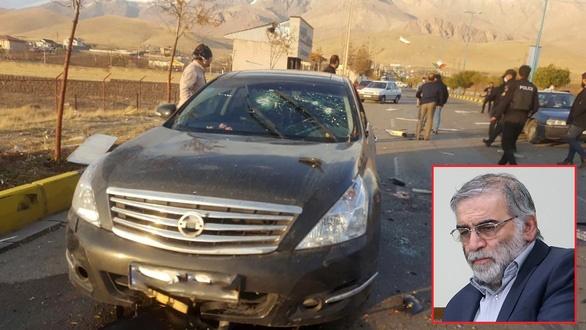 Mỹ đồng ý tình báo Israel ám sát nhà khoa học Iran?
