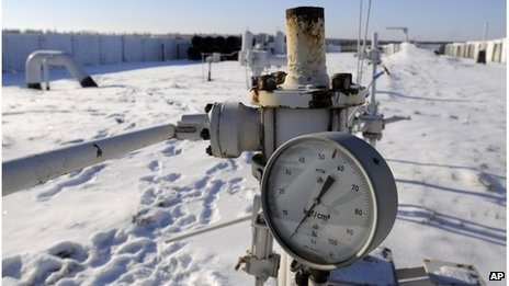 Châu Âu đối diện một mùa đông khắc nghiệt...