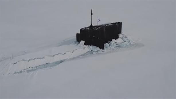 Trung Quốc: Mỹ lo sợ tính năng nào trên tàu ngầm Nga?