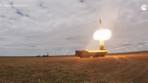 Video Bastion diệt sạch mục tiêu trên Biển Đen