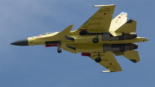 Báo Mỹ ca ngợi Su-30SM2 vừa chính thức xuất hiện