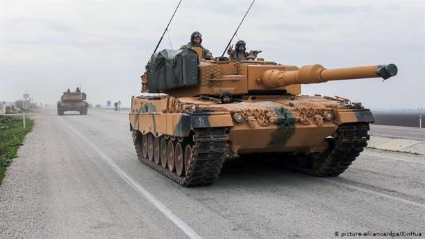Ba lý do dẫn đến xung đột nóng Nga - Thổ tại Idlib