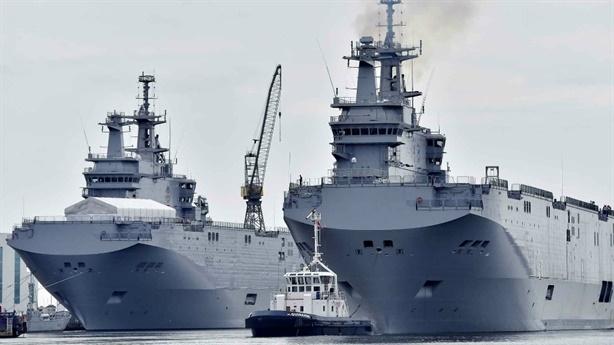 Úc hủy hợp đồng tàu ngầm Pháp lâu như vụ Mistral