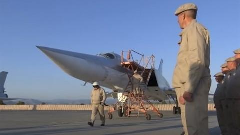 Italia lo ngại hạm đội NATO gần Syria bị Tu-22M3 tiêu diệt