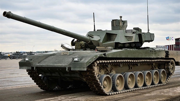 Tên lửa mới giúp Armata diệt mục tiêu cách xa... 12 km