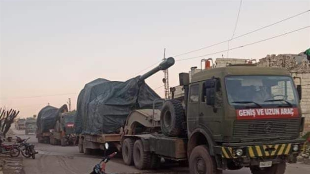 Thổ làm nóng Idlib bằng pháo hạng nặng, tên lửa phòng không
