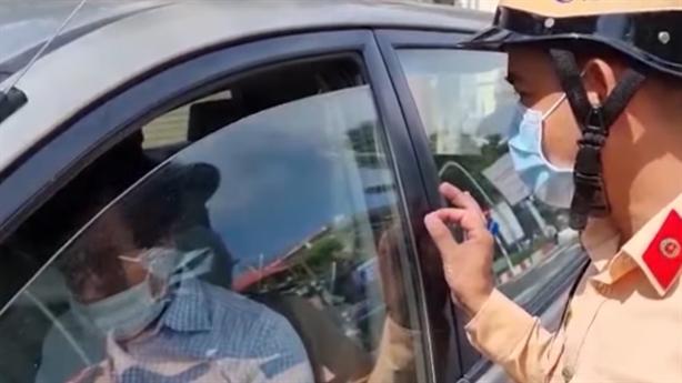Thanh tra Sở vi phạm phòng chống dịch: 'Sợ Covid-19, mua gạo'