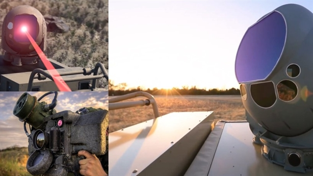 Mỹ thu nhỏ thành công vũ khí laser 'sát thủ'
