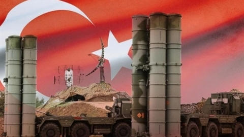 Thổ Nhĩ Kỳ âm thầm đưa S-400 sang giúp Azerbaijan chống Iran