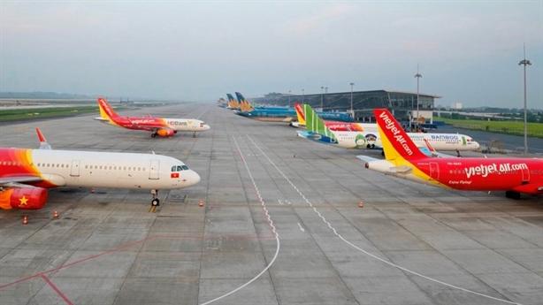 Đề xuất 2 phương án nối lại đường bay Hà Nội-TP.HCM