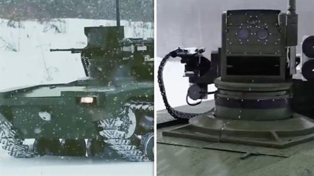 Robot Nga chống xâm nhập vào sân bay vũ trụ