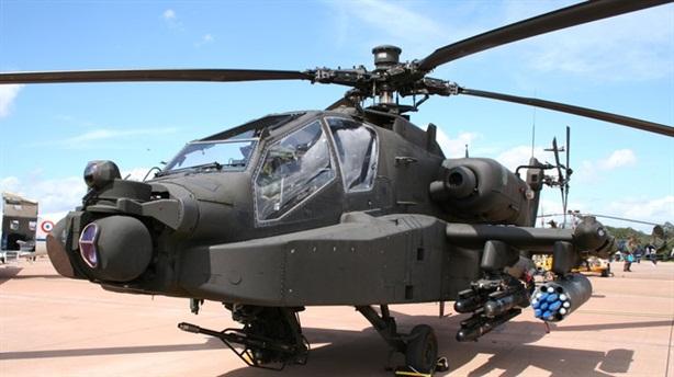 Để Apache trở thành thợ săn, Mỹ phải nhờ Israel