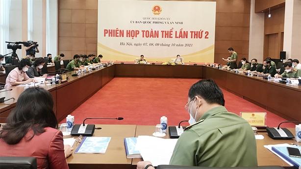 Đề xuất bổ sung 2 quyền mới cho Cảnh sát cơ động