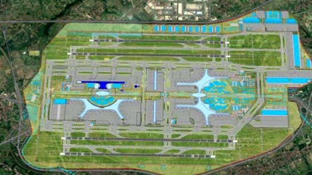 Sân bay thứ hai có thể nằm ở phía Nam Hà Nội