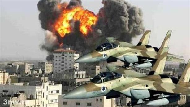 Tên lửa của đồng minh Syria bao phủ trọn Israel