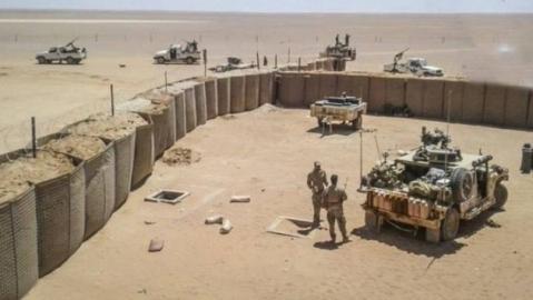 Mỹ ban bố tình trạng khẩn cấp tại căn cứ Al-Tanf-Syria