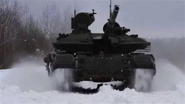 Nga nâng cấp hàng trăm chiếc T-90 vì ai?