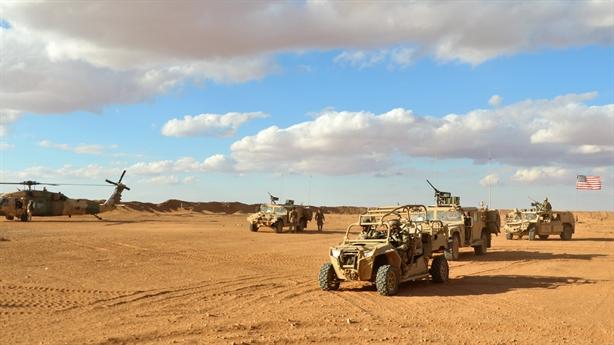 Mỹ bóng gió đòn đáp trả sau vụ Al-Tanf bị tấn công