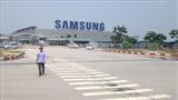 Samsung đặt hàng, Việt Nam bó tay